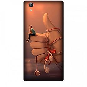 Ốp lưng dành cho điện thoại VIVO Y51 Cô Đơn Mình Anh