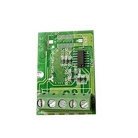 Bộ truyền thông  FX1N giúp PLC kết nối với các thiết bị ngoại vi như : máy in, đầu cân
