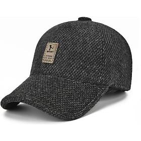 Mũ giữ nhiệt mùa đông EDIKO vải bông gòn ấm áp – Mũ mùa đông tặng bố, tặng ông