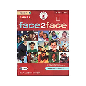 Face2Face Elementary SB FAHASA Reprint Edition