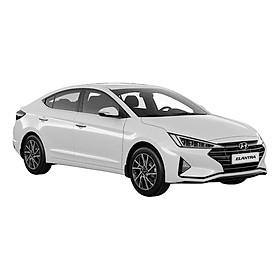 Xe Ô Tô Hyundai Elantra 2.0 AT - Trắng