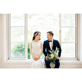 Chụp ảnh cưới tại Hồng Linh Studio-Voucher gói chụp ảnh cưới tại Hà Nội (SIMPLE)
