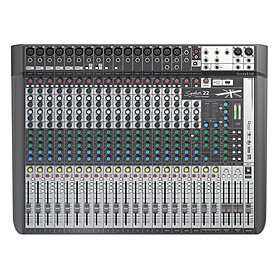 Bộ Trộn Âm Thanh Soundcraft Signature 22 MTK
