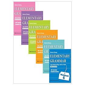 Combo Elementary Grammar - Ngữ Pháp Tiếng Anh Cơ Bản Dành Cho Học Sinh - Workbook (Bộ 6 Cuốn)