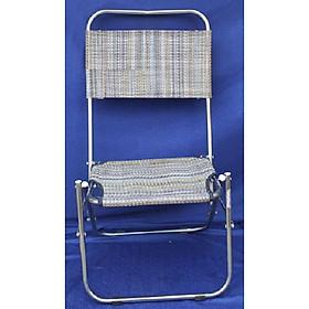 ghế xếp lưới lưng thấp câu cá