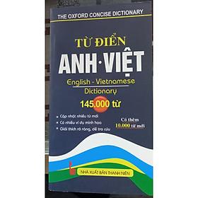 Từ điển Anh - Việt - 145.000 từ