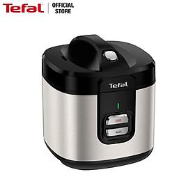 Nồi cơm cơ điện Tefal RK364A68 - 2.0L, 700W - Lòng nồi 4 lớp, dày 2mm - Giữ nhiệt 12 tiếng - Hàng chính hãng