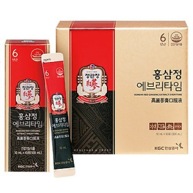 KGC Cheong Kwan Jang Tinh Chất Hồng Sâm Pha Sẵn Extract Everytime Original 30 gói