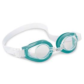 Kính bơi trẻ em 55602 Sportslink (Xanh)- Dây đeo ngẫu nhiên-0