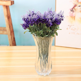 10 PCS Artificial Flowers Christmas Artificial Branches Natural Artificial Foliage Plants Leaves Flower Front Door DIY