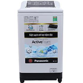 [Chỉ Giao Tại HCM] – Máy Giặt Cửa Trên Panasonic 10KG NA-F100A4HRV – Hàng Chính Hãng