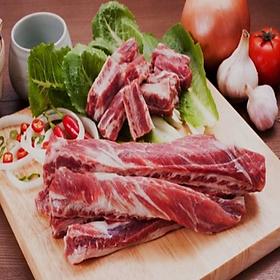 [Chỉ giao HCM] Dẻ Sườn Bò Mỹ DTP - 500Gr
