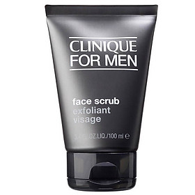 Tẩy Tế Bào Chết Cho Nam Clinique For Men Face Scrub 100ml