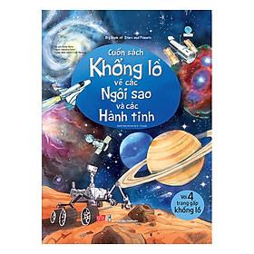 Sách Tương Tác - Big Book - Cuốn Sách Khổng Lồ Về Các Ngôi Sao Và Các Hành Tinh (Tái Bản)