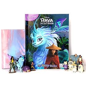 Disney Raya And The Last Dragon My Busy Books