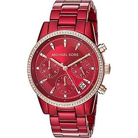 Michael Kors Women's Ritz Chronograph Watch