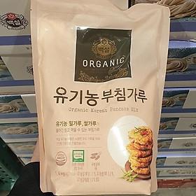 BEKSUL Organic Korean Pancakemix 1.4kg