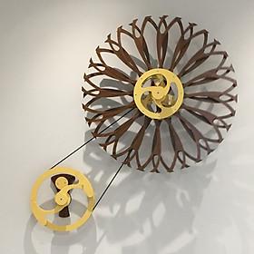 Tranh điêu khắc động học Sunflower (Kinetic Sculpture Picture Sunflower)