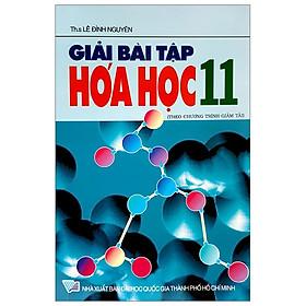 Giải Bài Tập Hóa Học 11