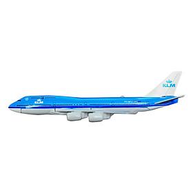 Mô Hình Máy Bay Trưng Bày Boeing 747 Klm Airlines Everfly