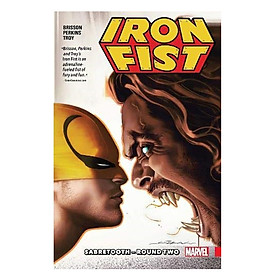 Marvel Comics: Iron Fist Vol 2