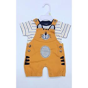 Set yếm Hổ bé trai 3 tháng đến 2 tuổi