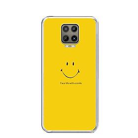Ốp lưng điện thoại VSMART ARIS - Silicon dẻo - 0271 SMILE02 - Hàng Chính Hãng