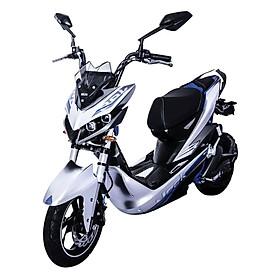 Xe Máy Điện DK Bike Aima Jeek - Xám