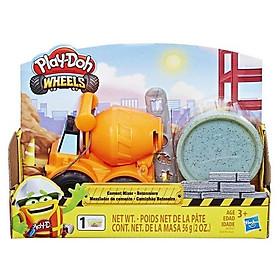 Đồ chơi đất nặn xe công trường mini Play-doh E4547 - Giao mẫu ngẫu nhiên