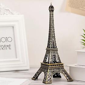 Mô hình Tháp Eiffel bằng Thép Không Gỉ size 32 Cm