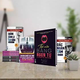 """Combo  Bộ sách 4 cuốn """"Khéo ăn khéo nói"""" TV"""