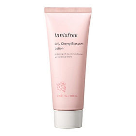 Sữa Dưỡng Ẩm Sáng Da Từ Hoa Anh Đào Đảo Jeju Innisfree Cherry Blossom Lotion 100Ml - 131171019