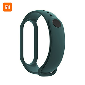 Xiaomi Mi Band 5 Strap Wristband Bracelet Replacement Sport Watch Strap TPU Strap Breathable Soft Skin-friendly Smart