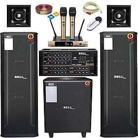 Dàn karaoke và nghe nhạc PA - 8800 II BellPlus (hàng chính hãng)
