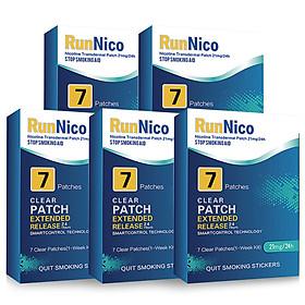 Miếng Dán Nicotine RunNico RN1002