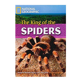 The King of the Spiders: Footprint Reading Library 2600