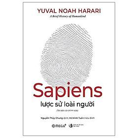 Sách - Sapiens: Lược Sử Loài Người (Tái Bản 2021)
