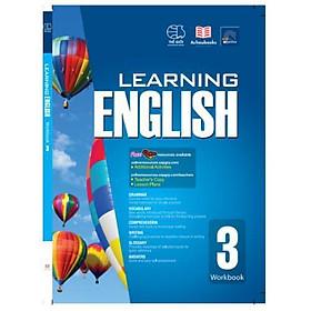 Sách: learning English 3 (dành cho bé từ 8 tuổi )