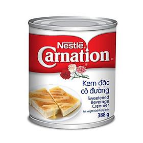 Kem Đặc Có Đường Nestle Carnation (388g)
