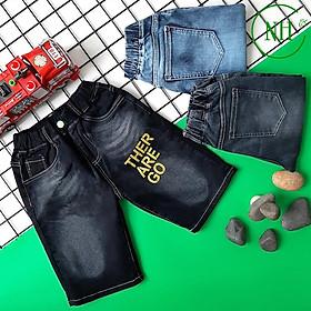 Quần short cho bé 25kg đến 45kg - quần short jean co giãn - NH Shop