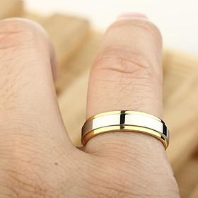 Nhẫn nam nhẫn nữ vonfram ( 1 chiếc)