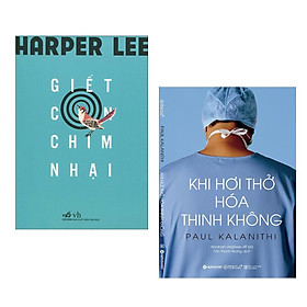 Combo Sách Hay: Giết Con Chim Nhại + Khi Hơi Thở Hóa Thinh Không - (Tặng Kèm Postcard Greenlife)