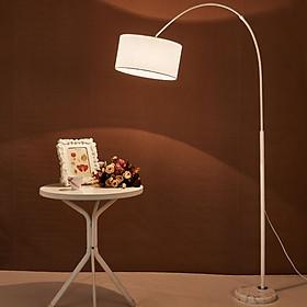 Đèn Cây Đứng Trang Trí Nội Thất Phong Cách Minimalism D460 - Đèn Sàn - Thiết Kế Dáng Cong Cần Câu Sang Trọng.