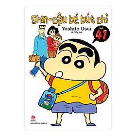 Shin - Cậu Bé Bút Chì Tập 41 (Tái Bản 2019)