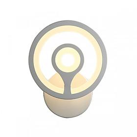 Đèn tường LED mâm hoa ốc sên ba chế độ màu ánh sángT0003V NATURAL LAMP