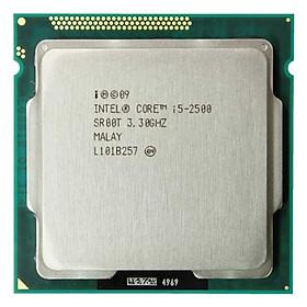 Bộ Vi Xử Lý CPU Intel Core i5-2500 Processor (3.30Ghz, 6M) - Hàng Nhập Khẩu