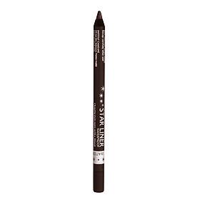Chì kẻ mắt Arcancil không thấm nước Starliner - Waterproof eyeliner pencil 1.1g
