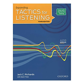 Tactics for Listening Expanding (3rd Edition) Student Book