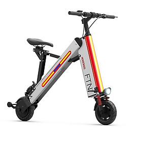 Xe đạp điện thể thao gấp gọn Homesheel A2 pro phiên bản  đặc biệt_Hàng chính hãng