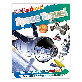 DKfindout! Space Travel - DKfindout! (Paperback)